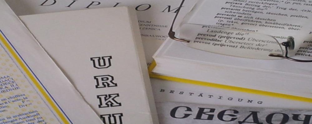 übersetzungen Dolmetschen Und Beglaubigungen Für Serbisch